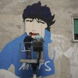 Diego Armando Maradona, murales restaurato a Napoli FOTO4