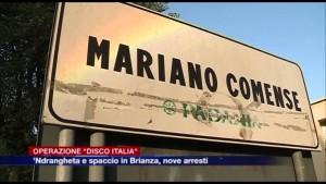 'Ndrangheta in Brianza: 28 arresti a Mariano Comense