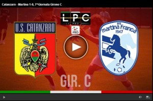 Martina-Catanzaro Sportube: streaming diretta live