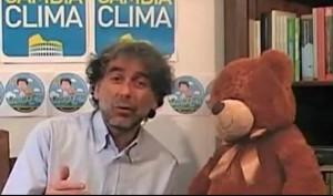 YOUTUBE Mascia e Orso: campagna con peluche primarie Pd Roma