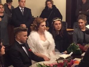Guarda la versione ingrandita di Matrimonio gay: doppio cambio di sesso, vogliono figlio e...