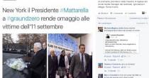 Mattarella a #graundzero: tweet gaffe. E Arfio Marchini…