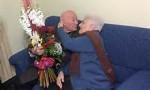 San Valentino, coppia sposata da 73 anni lo celebra FOTO