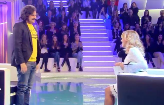 """Mauro Marin a Barbara D'Urso: """"Ecco come ho perso due dita""""8"""