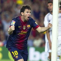 Messi nella foto Ansa