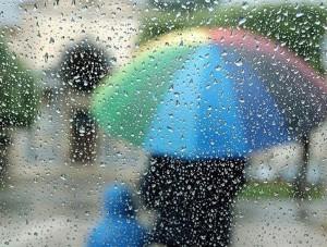 Meteo: pioggia intensa in tutta Italia fino a lunedì