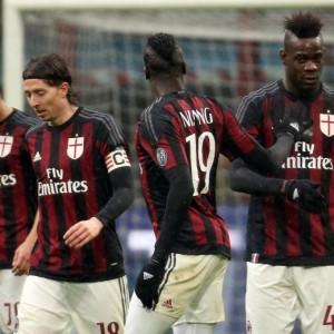 Guarda la versione ingrandita di Milan - Udinese, foto Ansa