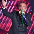Sanremo: nastri arcobaleno, chi li ha portati e chi protesta