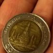 Monete thailandesi al posto dei 2 euro: nuova truffa 03