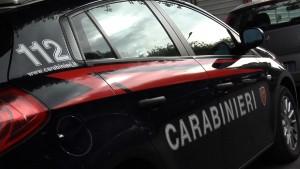 Brescia, auto inseguita e speronata dai carabinieri