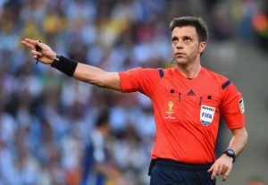 Nicola Rizzoli infortunato, Juventus-Napoli a Orsato
