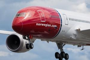 Norwegian, compagnia low cost apre base a Fiumicino da marzo