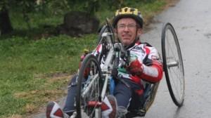 Paul Oberhofer: trovato morto nel Garda atleta paralimpico