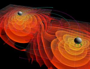 Onde gravitazionali, le vibrazioni dello spazio-tempo