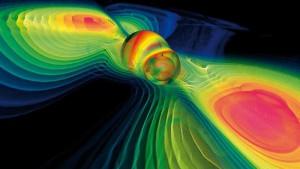 Onde gravitazionali, cioè lo spazio è curvo. E allora?