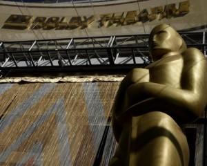 Guarda la versione ingrandita di Oscar 2016, dove vederli in streaming: Leonardo DiCaprio ce la farà? (Foto Ansa)