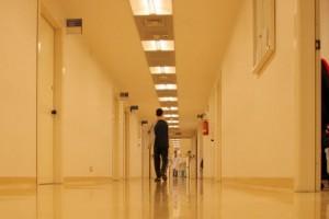 Guarda la versione ingrandita di Vicenza: ladra rom in carrozzina in ospedale. Ci costa... (foto di repertorio Lapresse)