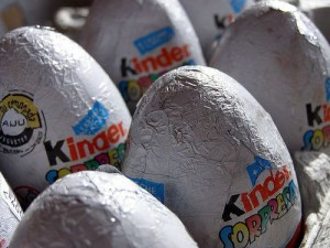 Ovetto Kinder con farmaco ipertensione, giallo a Frosinone