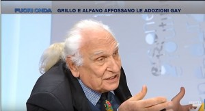 """Marco Pannella: """"Ho dei figli? Sono ca... miei""""."""