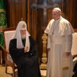 Papa Francesco a L'Avana: abbraccio storico con Kirill FOTO 6