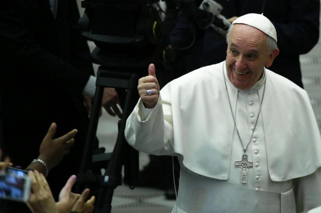Papa Francesco attore nel film per famiglie 'Beyond the Sun' 7