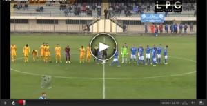 Pavia-Albinoleffe Sportube: streaming diretta live