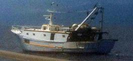 Guarda la versione ingrandita di Gamberoni. La guerra è partita col sequestro del pescereccio Mina in acque italiane diventate francesi per la inettitudine di diplomazia e Governo