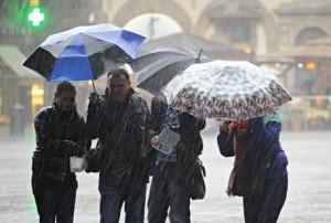 Meteo. Pioggia e neve in arrivo: maltempo dall'8 febbraio