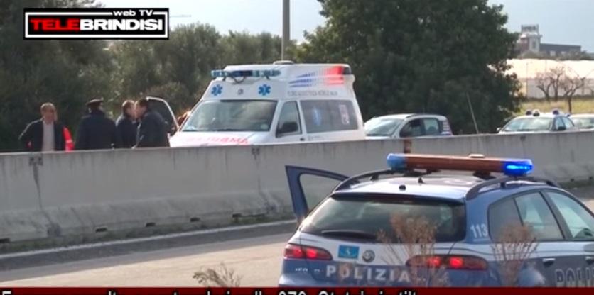 Fasano: assalto a portavalori con kalashnikov, rubati 3 mln9