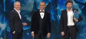 Guarda la versione ingrandita di Sanremo 2016: Panariello, Pieraccioni e la satira su Renzi