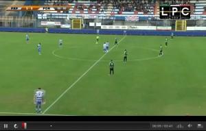 Pro Patria-Lumezzane Sportube: streaming diretta live