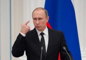 Guarda la versione ingrandita di Leonardo DiCaprio interpreterà Vladimir Putin