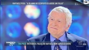 Raffaele Pisu, l'intervista a Domenica Live