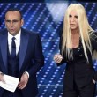 Virginia Raffaele fa Donatella Versace e umilia la Santanchè