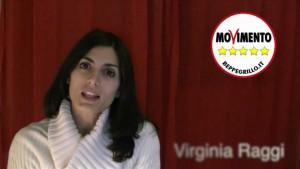 Virginia Raggi, una M5S nello studio che difese Previti