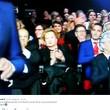 Sanremo, Antonio Razzi tra il pubblico: twitter si scatena