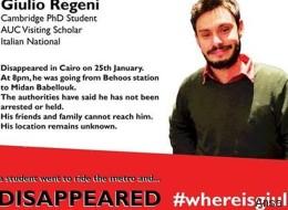 Giulio Regeni: delitto politico, tutti gli indizi