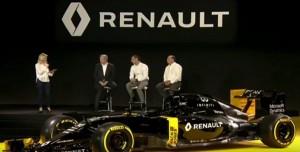 Guarda la versione ingrandita di VIDEO F1: Renault in pista dopo 5 anni, presentata scuderia