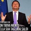 """""""Matteo Renzi che fa cose"""", Renzi vero ironizza su pagina Fb"""