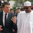 """Eni in Nigeria. Renzi e Buhari: """"Partner strategico"""""""