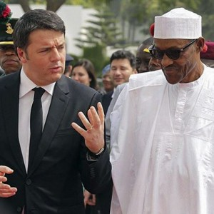 "Eni in Nigeria. Renzi e Buhari: ""Partner strategico"""