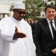"""Migranti e fondi Ue, Renzi: """"Non prendo ordini da Bruxelles"""""""