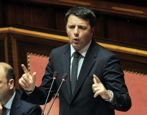"Unioni civili, Renzi a senatori Pd: ""M5s ci prende in giro"""