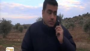YOUTUBE Missile sfiora reporter in Siria: un sibilo e poi...