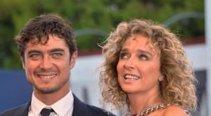 Riccardo Scamarcio e Valeria Golino (foto Ansa)