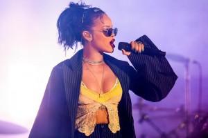 Guarda la versione ingrandita di Rihanna (foto Ansa)