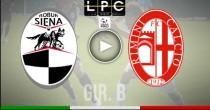 Rimini-Siena 1-0 Sportube: streaming diretta live