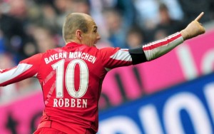 Arjen Robben (foto Ansa)