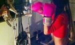 Samantha Romina Vega, boxe col gatto. Insulti Facebook fOTO