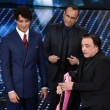 Festival Sanremo arcobaleno, diva Kidman, Elio in rosa FOTO